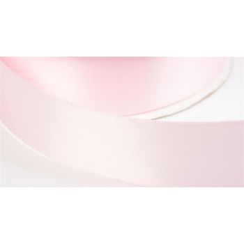 satinband double face 19mm farbe rosa