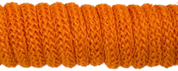 polyesterkordel 6mm orange