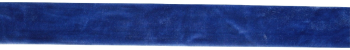 samtband 6mm royalblau